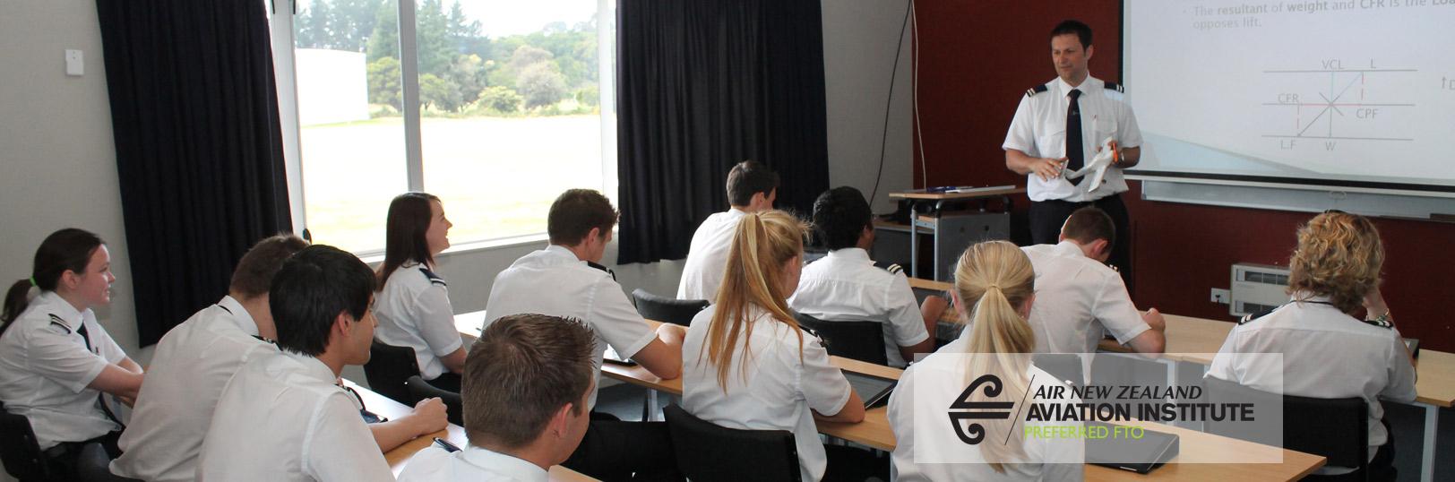 Pilot Training Class