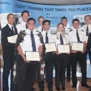 Air Hawke's graduates
