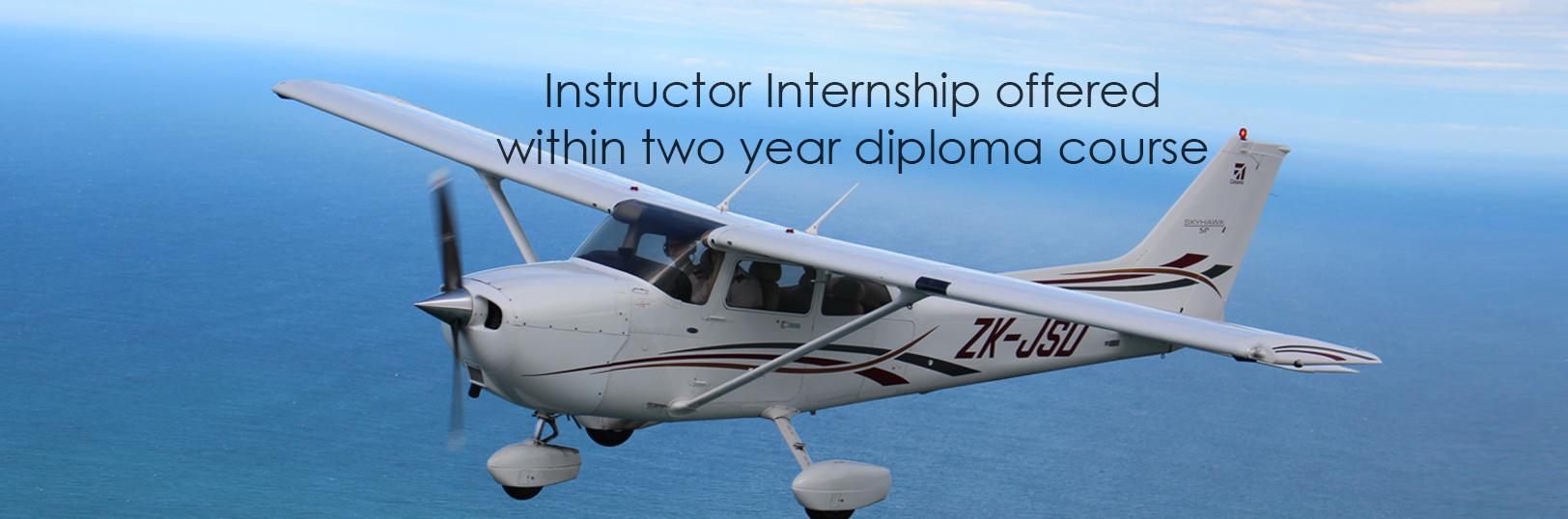 Instructor Internship Offer